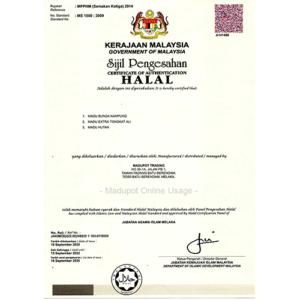 Halal Web Size