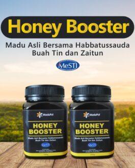 Honey Booster 500gram